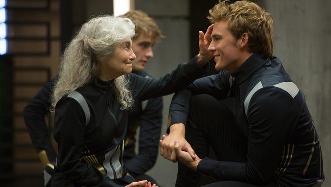 فیلم The Hunger Games 2013