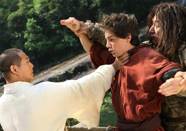 فیلم سینمایی The Forbidden Kingdom 2008
