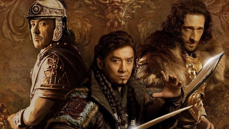 فیلم سینمایی Dragon Blade 2015