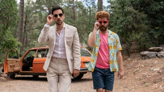 فیلم سینمایی 2020 Half Brothers