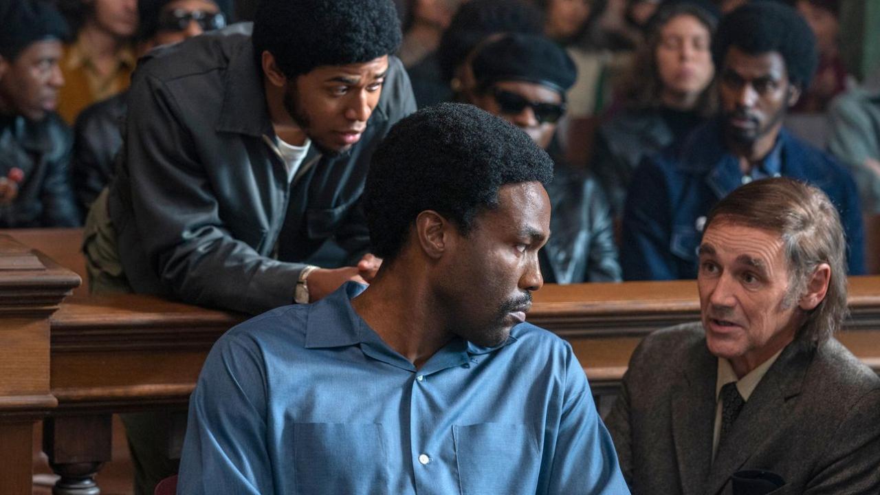 فیلم 2020 The Trial of the Chicago 7