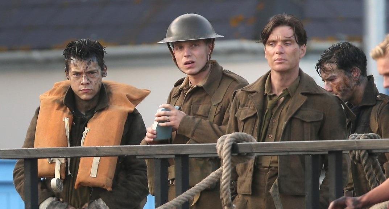 فیلم سینمایی 2020 Behind the Line Escape to Dunkirk