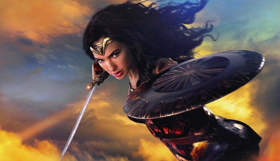 فیلم 2020 Wonder Woman 1984