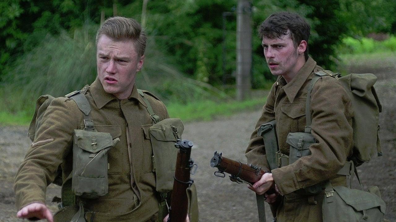 فیلم 2020 Behind the Line Escape to Dunkirk