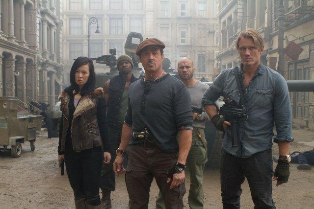 فیلم سینمایی The Expendables 2 2012