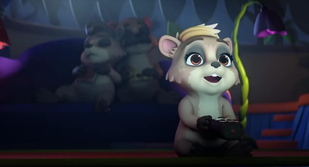 انیمیشن 2020 Daisy Quokka