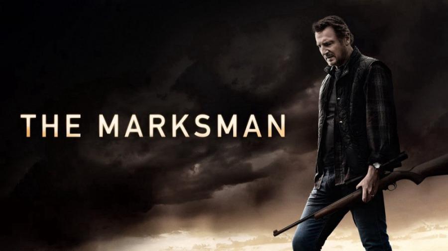 فیلم سینمایی 2021 The Marksman