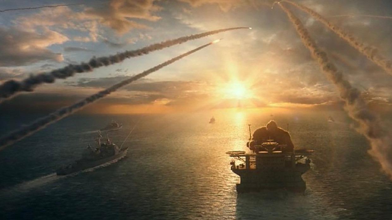 فیلم سینمایی 2021 Godzilla vs. Kong