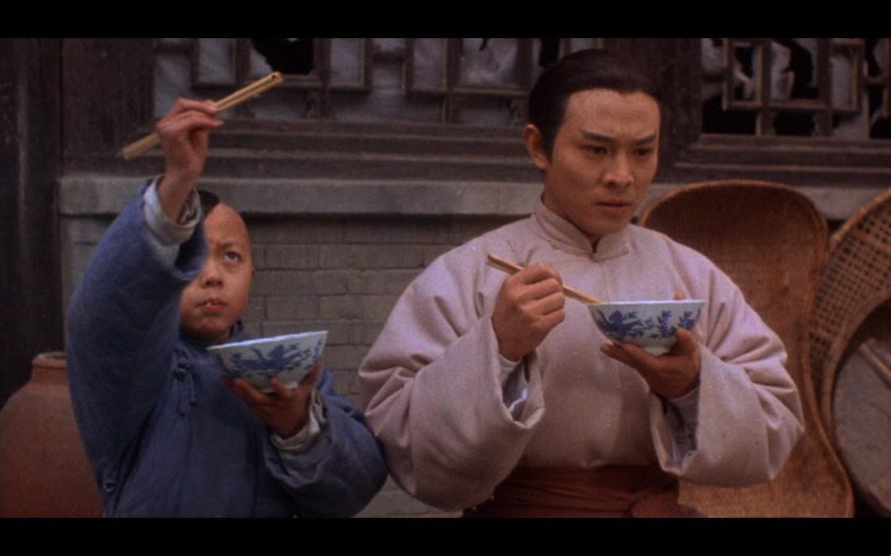 فیلم سینمایی The New Legend of Shaolin 1994