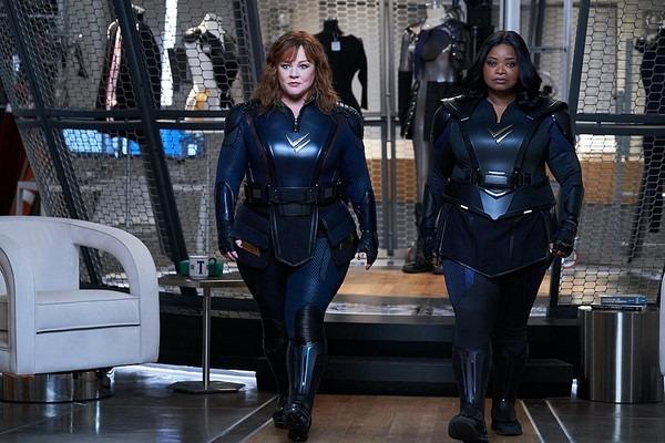 فیلم سینمایی 2021 Thunder Force