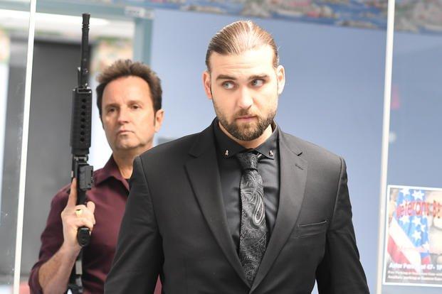 فیلم سینمایی 2021 Assault on VA-33