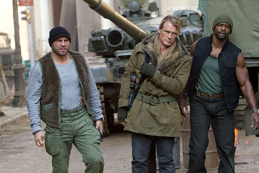 فیلم The Expendables 2 2012