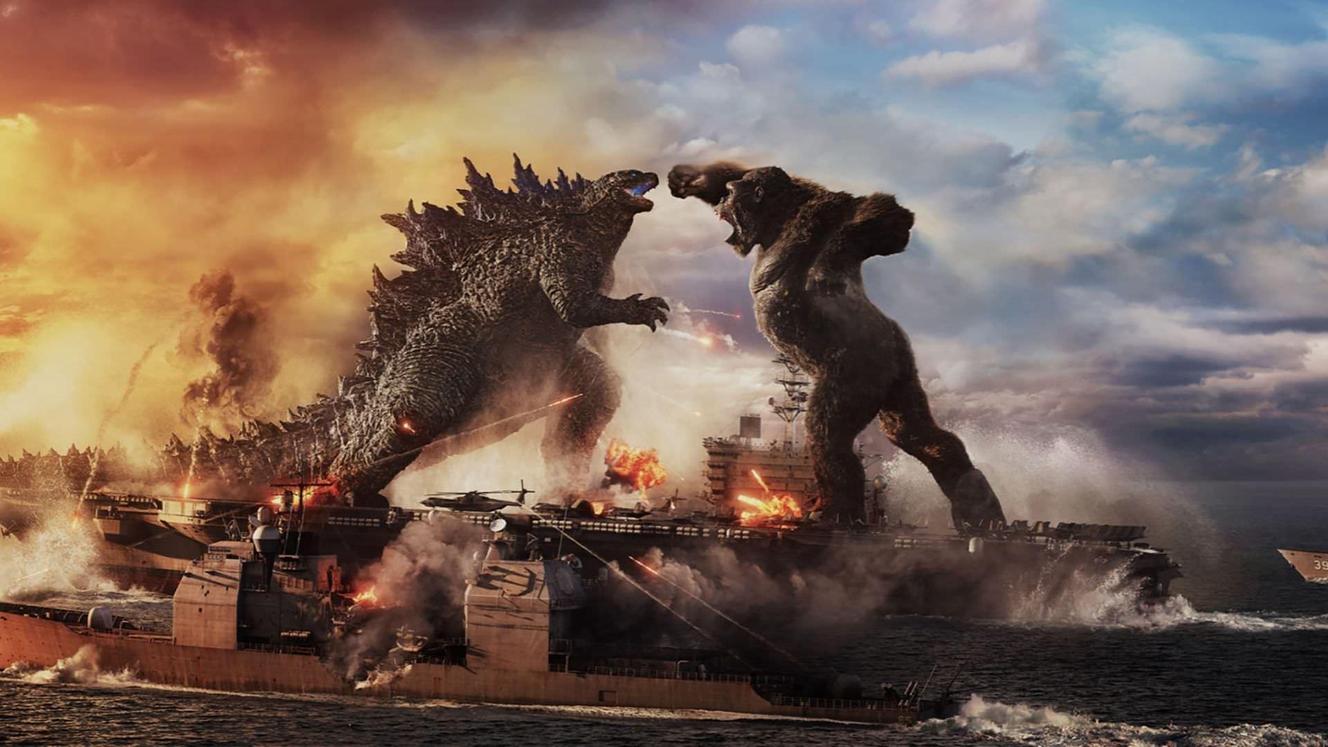 فیلم 2021 Godzilla vs Kong