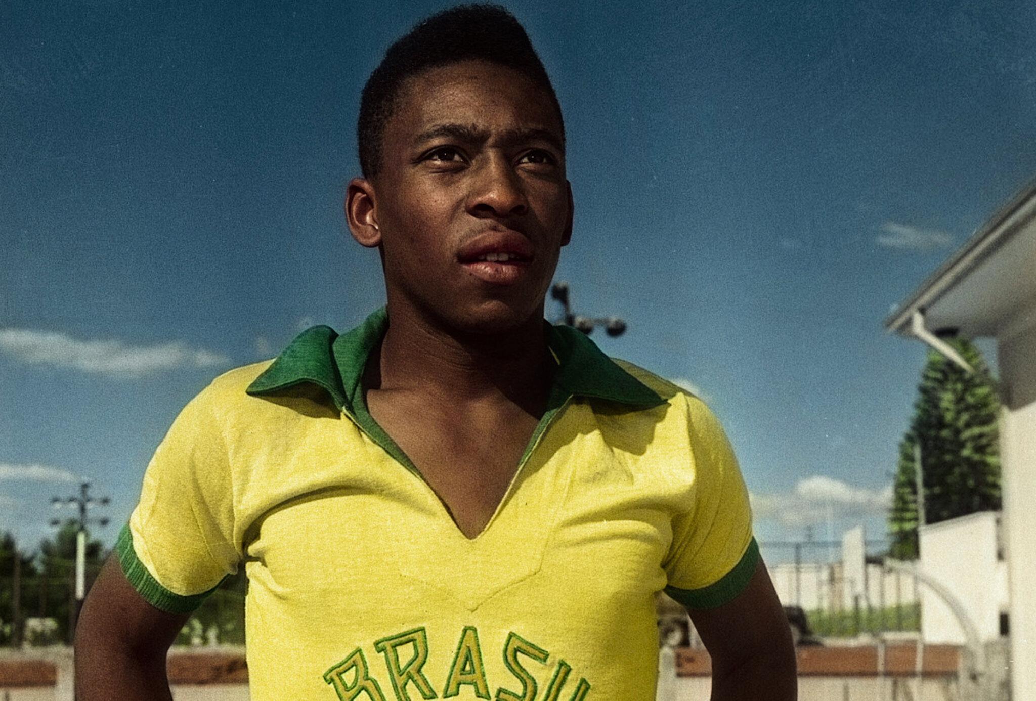 مستند 2021 Pelé
