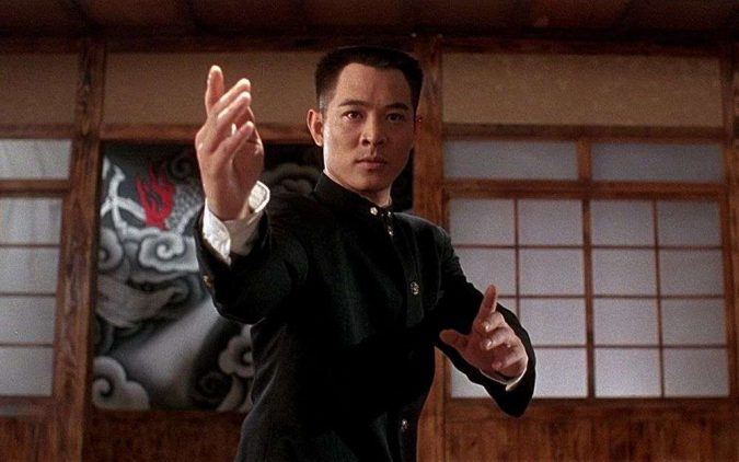 فیلم Fist of Legend 1994