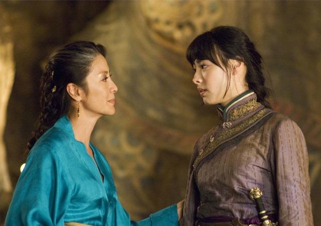 فیلم The Mummy 3 Tomb of the Dragon Emperor 2008