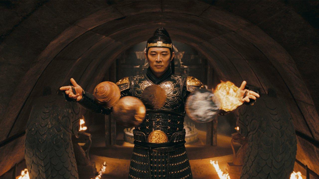 فیلم سینمایی The Mummy 3 Tomb of the Dragon Emperor 2008