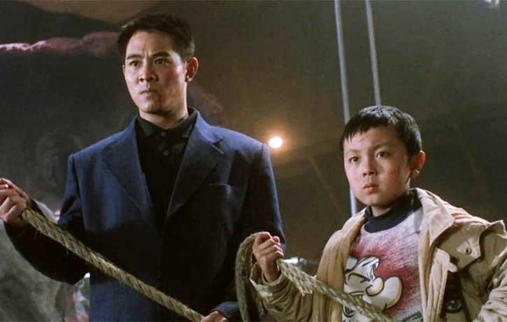 فیلم سینمایی The Enforcer 1995