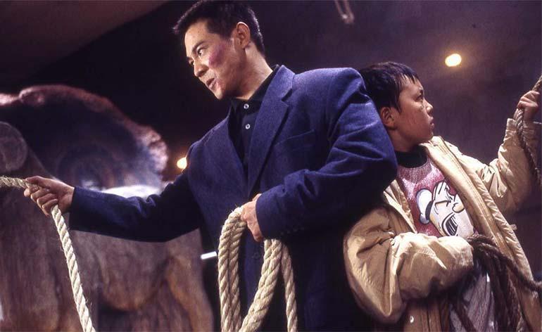 فیلم The Enforcer 1995