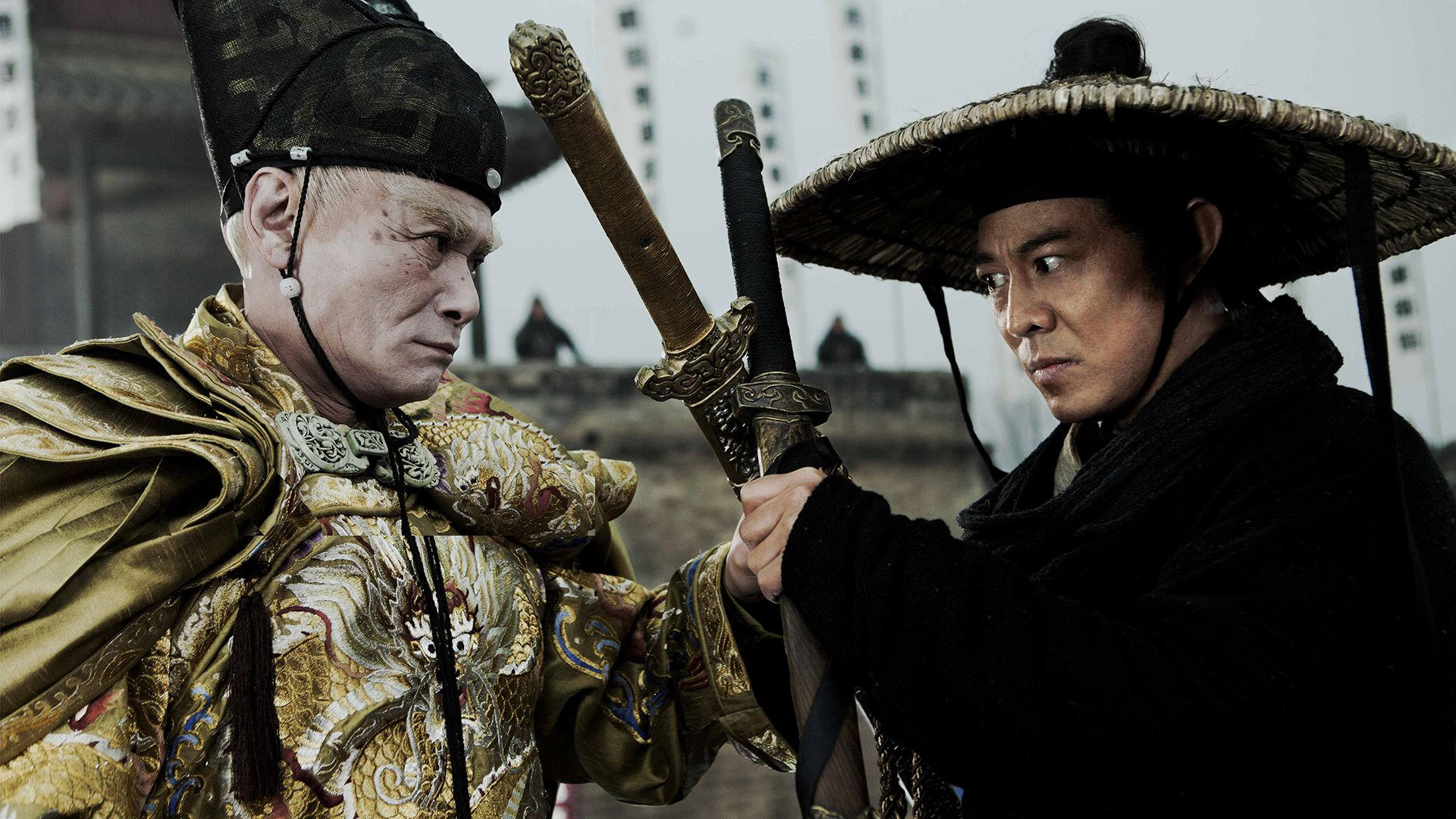 فیلم Flying Swords of Dragon Gate 2011