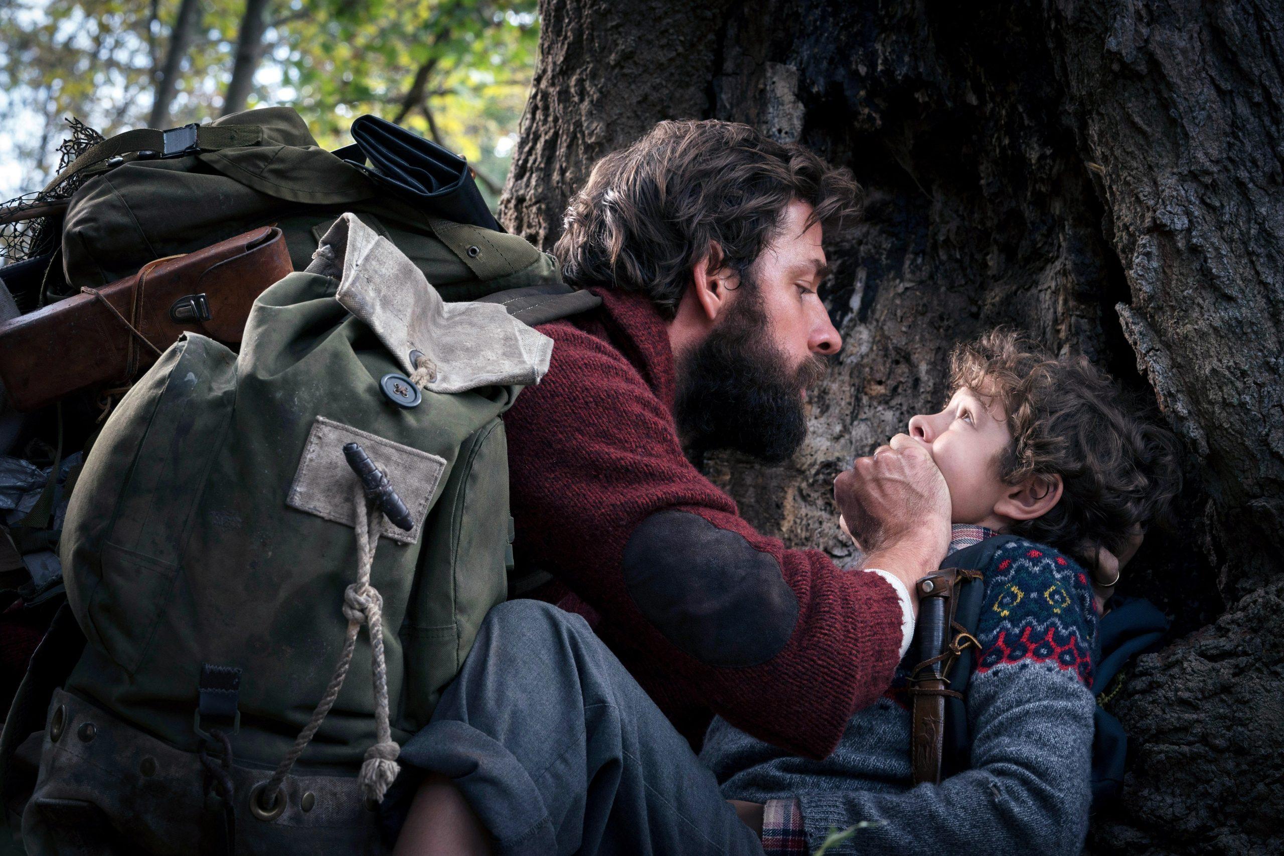 فیلم A Quiet Place 2018