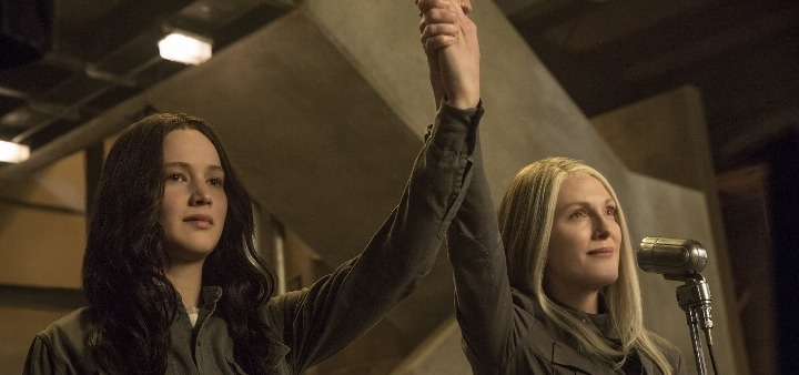 فیلم The Hunger Games Mockingjay Part 1 2014
